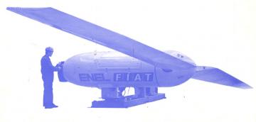 Turbina eolica ENEL_FIAT da 50 kW realizzata nel 1982