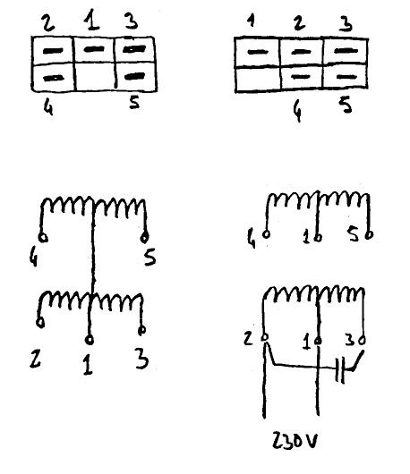 Schema Elettrico Elettroserratura Lavatrice : Collegamento motore di lavatrice ingdemurtas