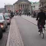 Fotografie infrastrutture ciclabili Danimarca