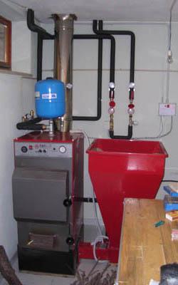 Caldaia a biomassa ingdemurtas for Caldaia biomassa usata