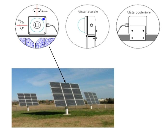 montaggio-sensore-inseguitore-solare
