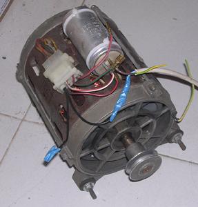 Schema Elettrico Lavatrice : Collegamento motore di lavatrice u2013 ingdemurtas