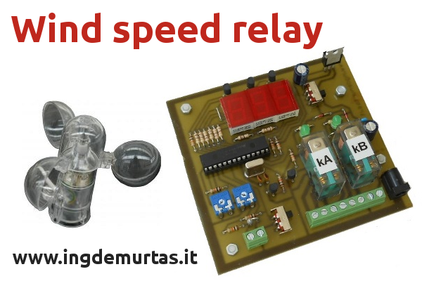 wind speed relay
